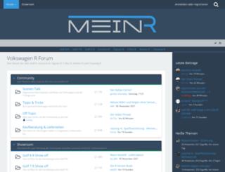 meinr.com screenshot