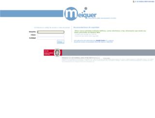 meiquer.es screenshot