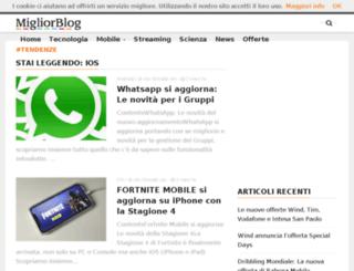 melaiphone.com screenshot