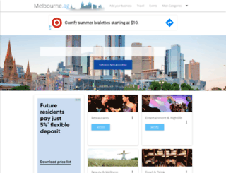 melbourne.ag screenshot
