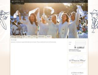 melbourne.dinerenblanc.info screenshot