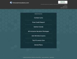 melbourne.fortuneinnovations.com screenshot