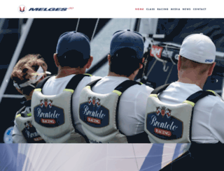 melges20.com screenshot