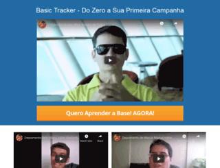 melhoresfontesdetrafego.org screenshot