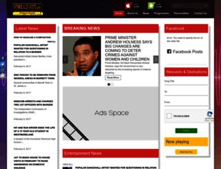 mellofmjamaica.com screenshot