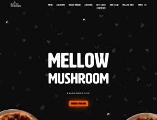 mellowmushroom.com screenshot