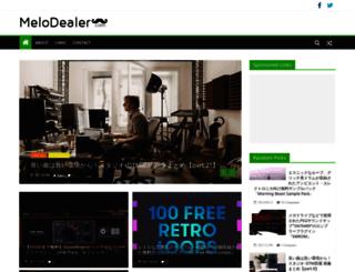 melodealer.com screenshot