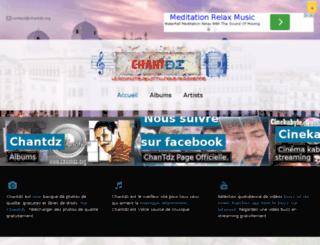 melodiedz.com screenshot