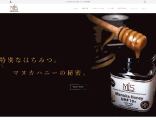 melora.jp screenshot