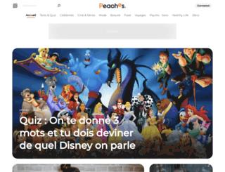 meltyfashion.fr screenshot