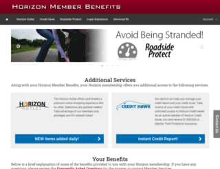 memberbenefitaccess.com screenshot