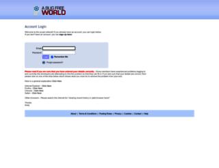 members.abugfreemind.com screenshot