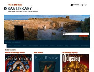 members.bib-arch.org screenshot