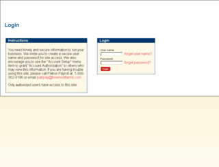 members.foremostfarms.com screenshot