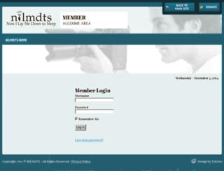 members.nowilaymedowntosleep.org screenshot