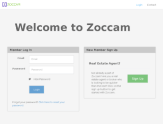members.zoccam.com screenshot