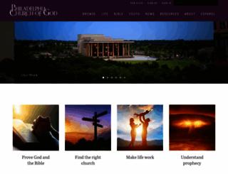 memberservices.pcog.org screenshot