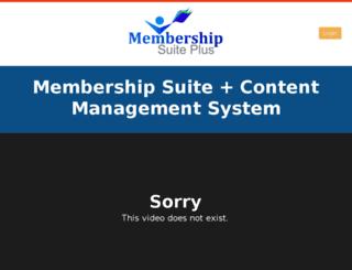 membershipsuiteplus.com screenshot