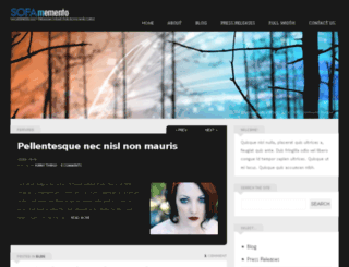 memento.sofarider.com screenshot