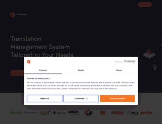 memoq.com screenshot