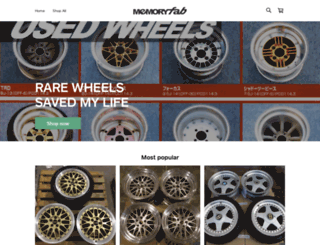 memoryfab.com screenshot