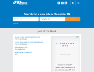 memphis.jobnewsusa.com screenshot