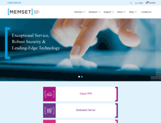 memset.net screenshot