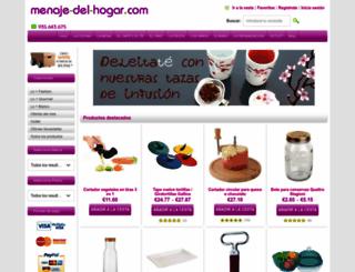menaje-del-hogar.com screenshot