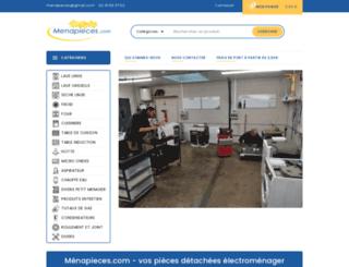 menapieces.com screenshot