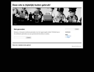 mennolammers.wordpress.com screenshot