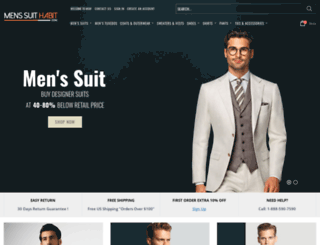 menssuithabit.com screenshot