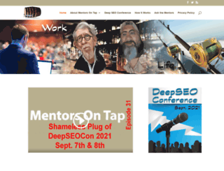 mentorsontap.com screenshot