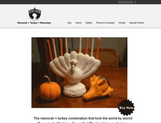 menurkey.com screenshot