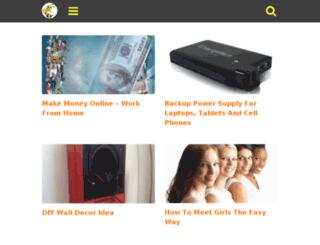 menzbuzz.com screenshot