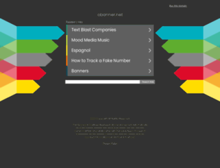 mercado.obanner.net screenshot