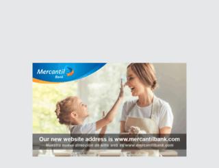 mercantilcb.com screenshot