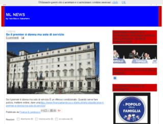 mercatoliberonews.com screenshot
