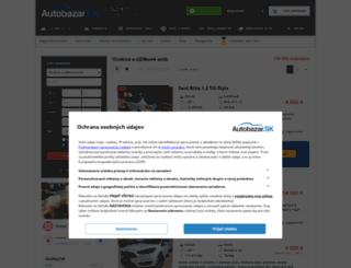 mercedes-c-trieda.autobazar.sk screenshot