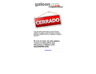mercedesup0.galeon.com screenshot