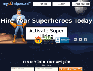 merchandiserjobs.myjobhelper.com screenshot
