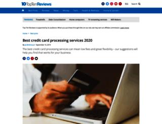 merchant-account-services-review.toptenreviews.com screenshot