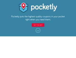merchant.pocketly.com screenshot