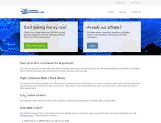 merchants.bookinggroup.com screenshot