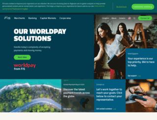 mercurypay.com screenshot