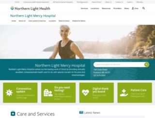 mercyhospital.org screenshot
