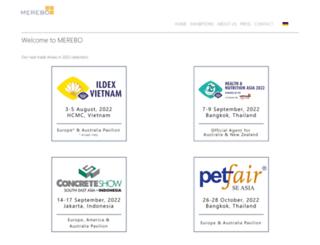 merebo.com screenshot