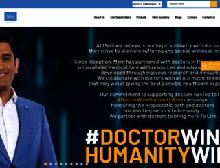 merillife.com screenshot