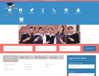 merinaukri.net screenshot