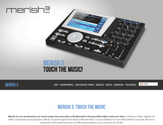 merish3.m-live.com screenshot