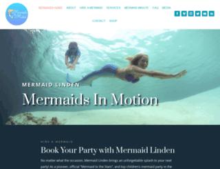mermaidsinmotion.com screenshot